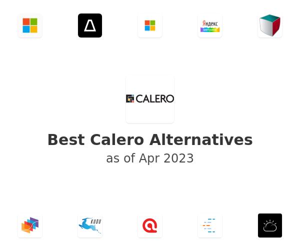 Best Calero Alternatives