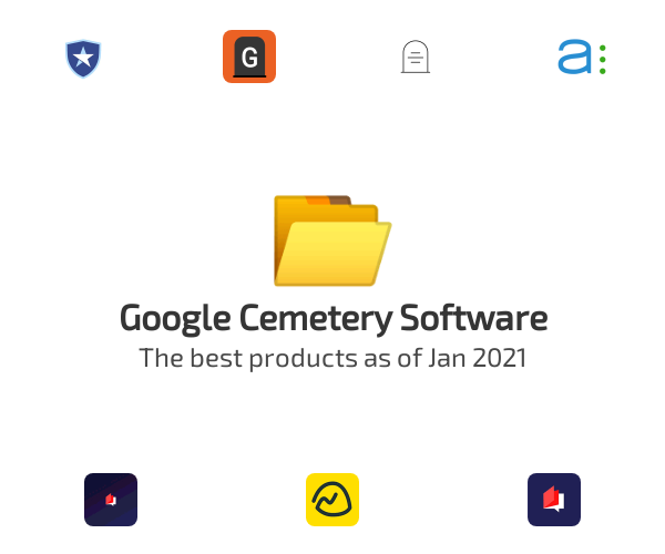 Google Cemetery Software