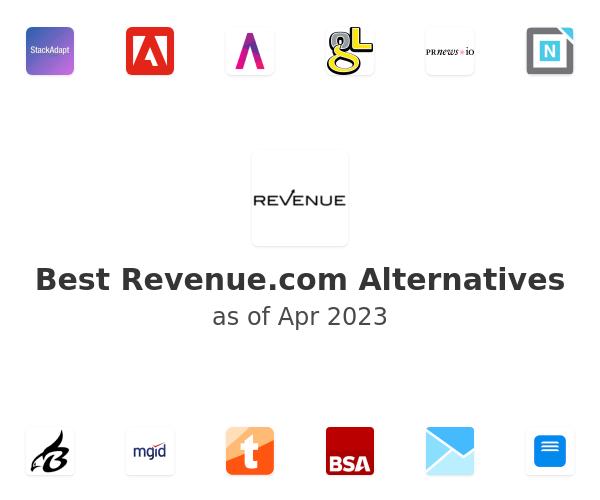 Best Revenue.com Alternatives