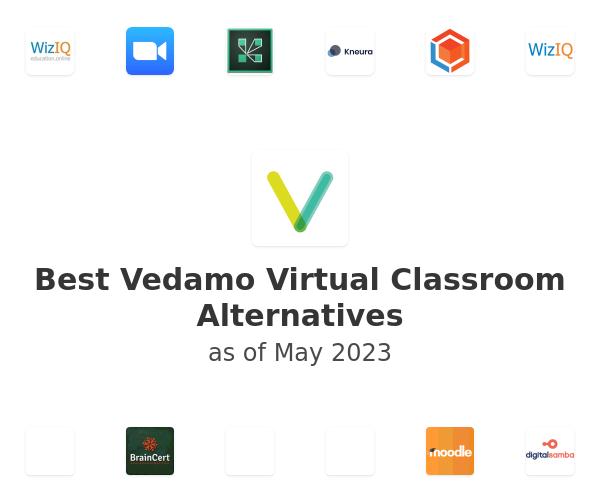 Best Vedamo Virtual Classroom Alternatives