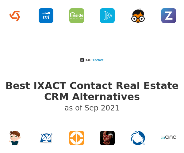 Best IXACT Contact Real Estate CRM Alternatives