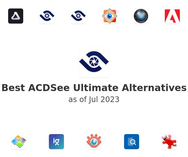 Best ACDSee Ultimate Alternatives
