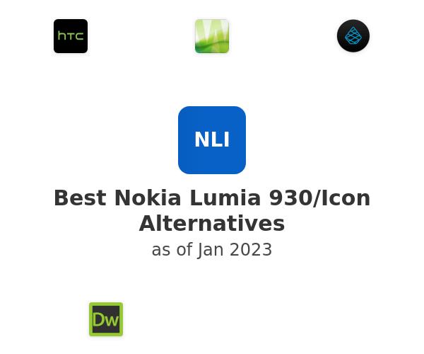 Best Nokia Lumia 930/Icon Alternatives