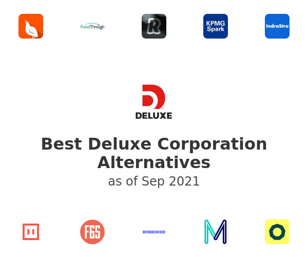 Best Deluxe Corporation Alternatives