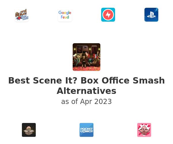 Best Scene It? Box Office Smash Alternatives