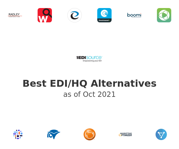 Best EDI/HQ Alternatives