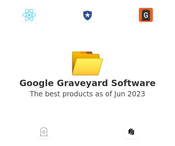 Google Graveyard Software
