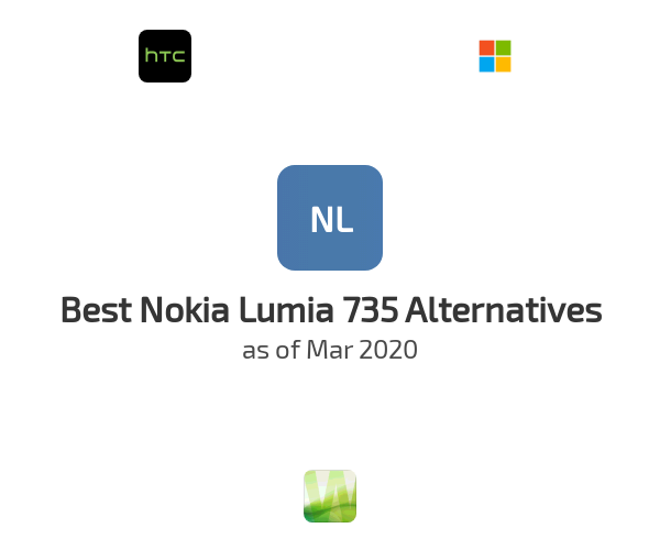 Best Nokia Lumia 735 Alternatives