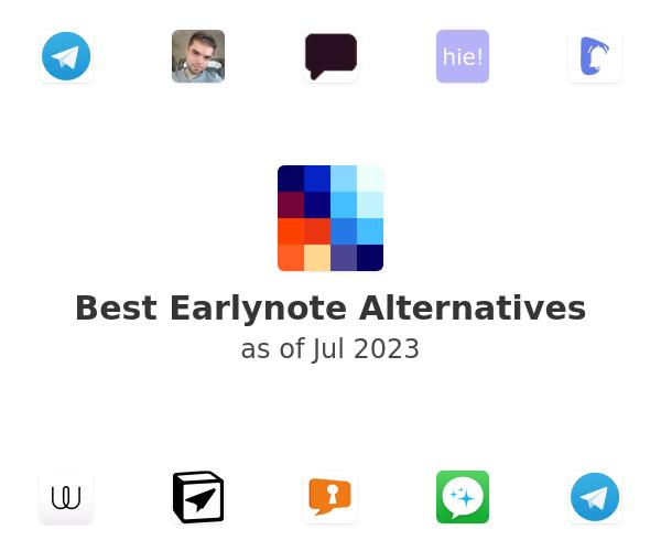 Best Earlynote Alternatives