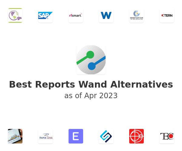 Best Reports Wand Alternatives