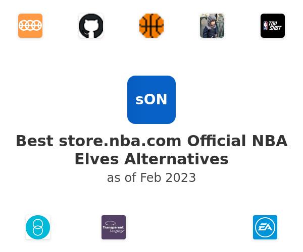 Best Official NBA Elves Alternatives