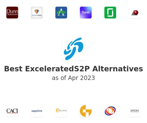Best ExceleratedS2P Alternatives