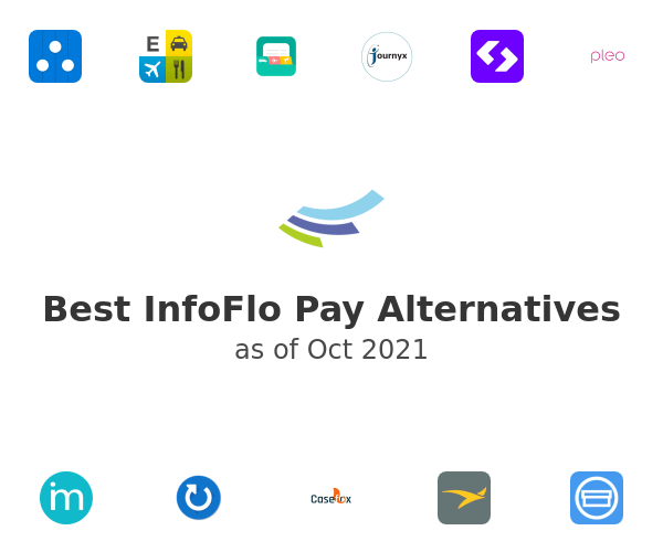 Best InfoFlo Pay Alternatives