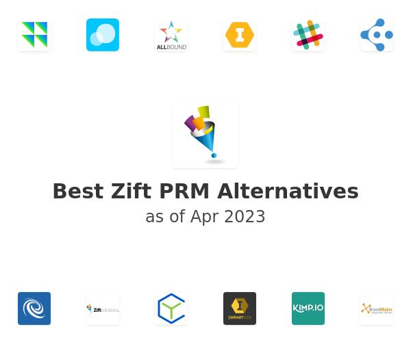 Best Zift PRM Alternatives