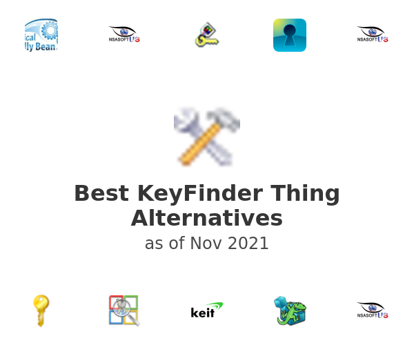 Best KeyFinder Thing Alternatives