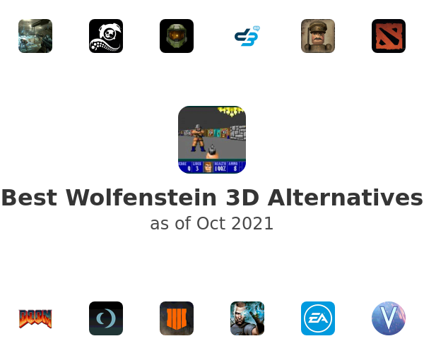 Best Wolfenstein 3D Alternatives