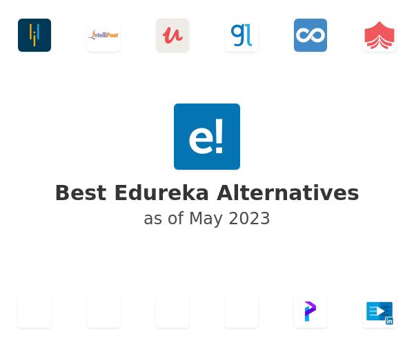 Best Edureka Alternatives