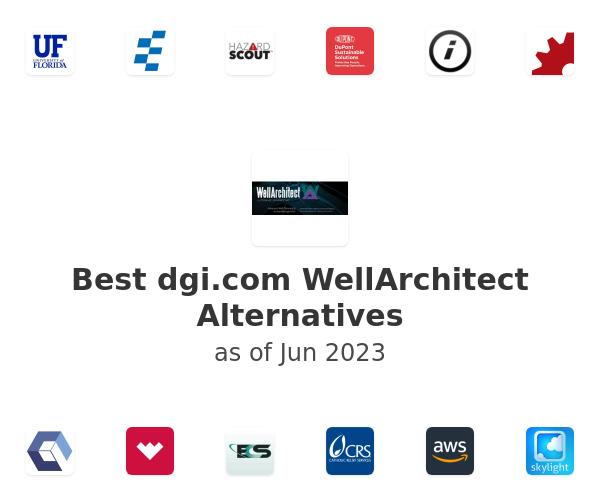 Best WellArchitect Alternatives