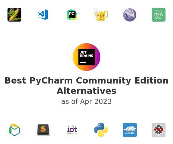 Best PyCharm Community Edition Alternatives