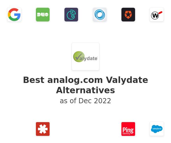 Best Valydate Alternatives