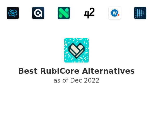 Best RubiCore Alternatives