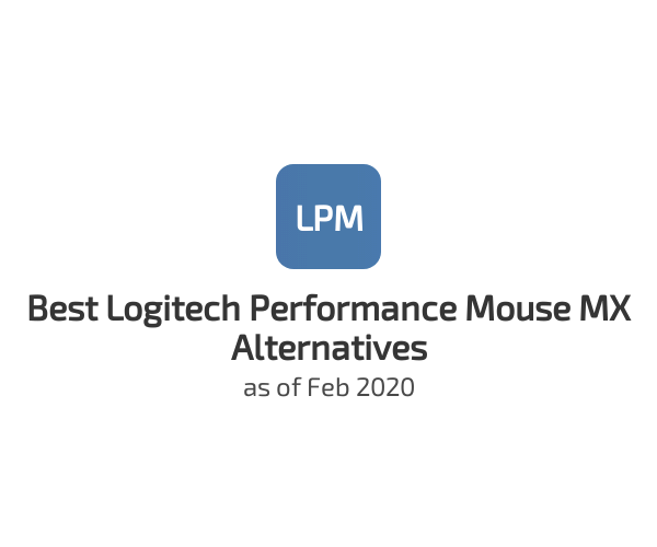 Best Logitech Performance Mouse MX Alternatives