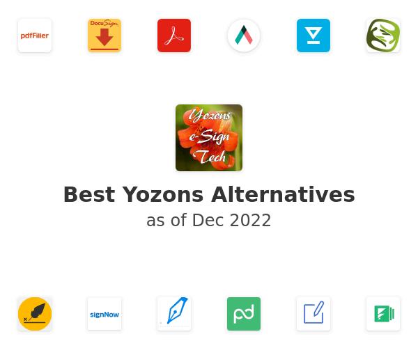 Best Yozons Alternatives