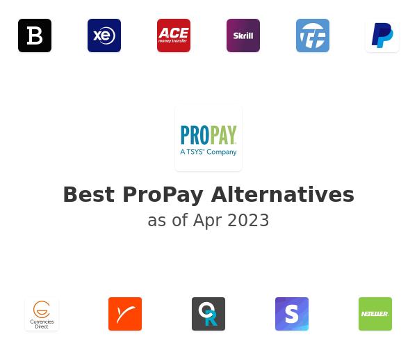 Best ProPay Alternatives