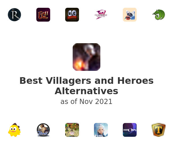 Best Villagers and Heroes Alternatives