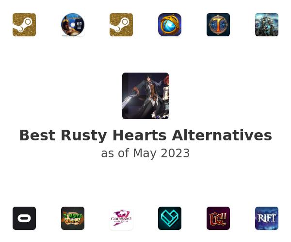 Best Rusty Hearts Alternatives