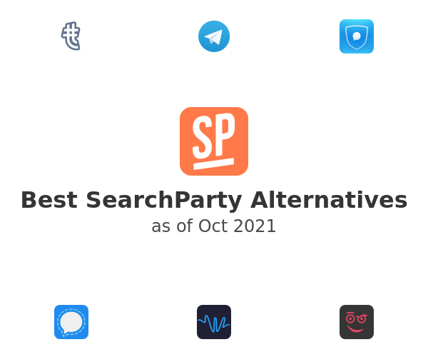 Best SearchParty Alternatives