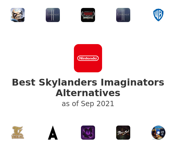 Best Skylanders Imaginators Alternatives