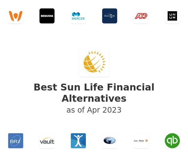 Best Sun Life Financial Alternatives