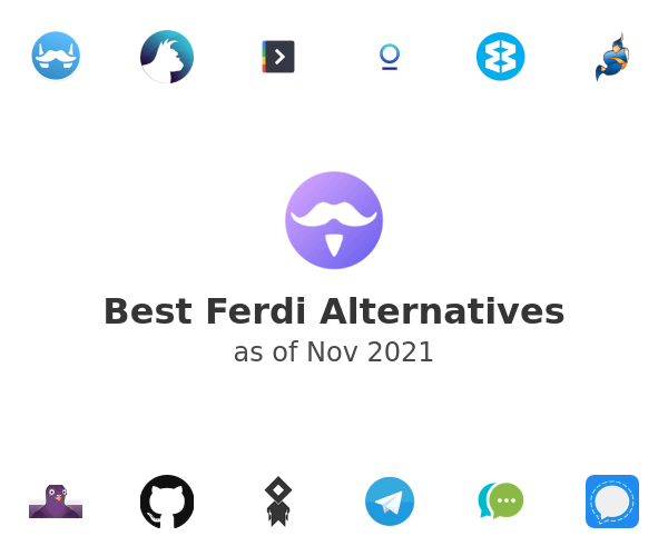 Best Ferdi Alternatives