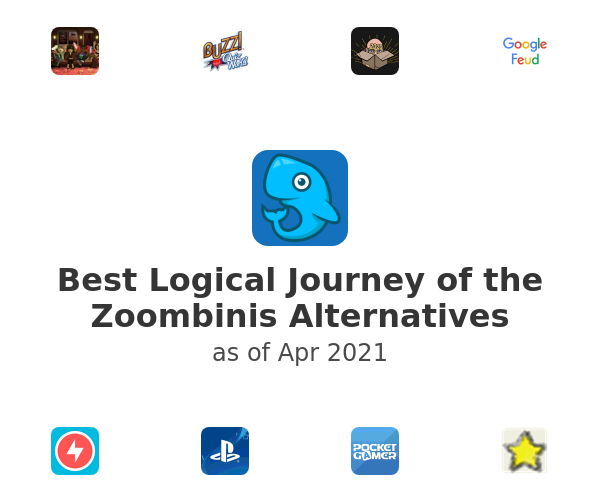Best Logical Journey of the Zoombinis Alternatives