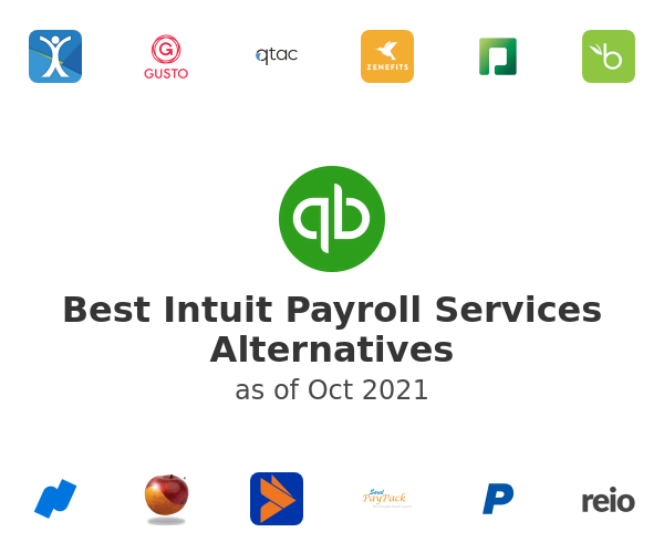 Best Intuit Payroll Services Alternatives