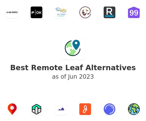 Best Remote Leaf Alternatives