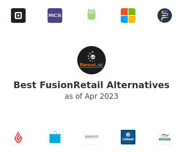 Best FusionRetail Alternatives
