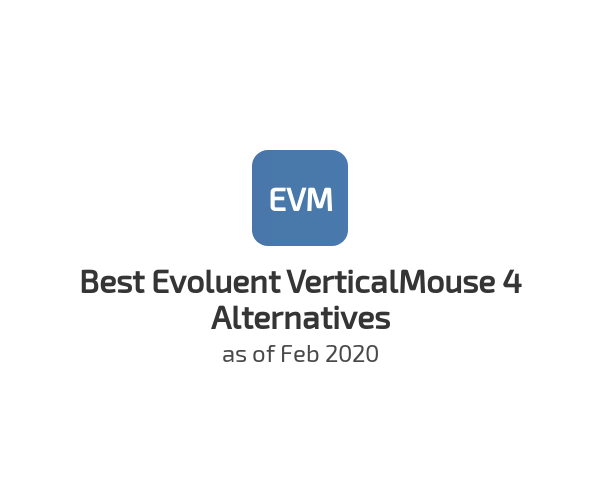 Best Evoluent VerticalMouse 4 Alternatives