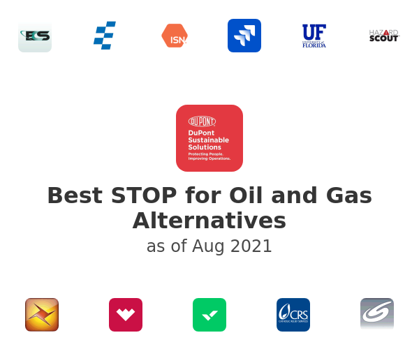 Best STOP for Oil and Gas Alternatives