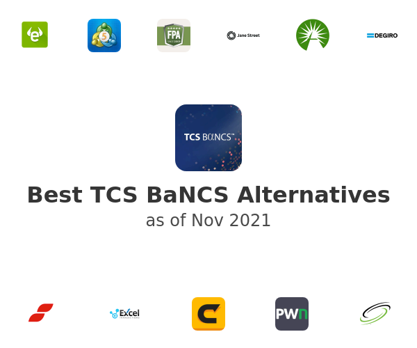 Best TCS BaNCS Alternatives
