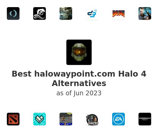 Best Halo 4 Alternatives
