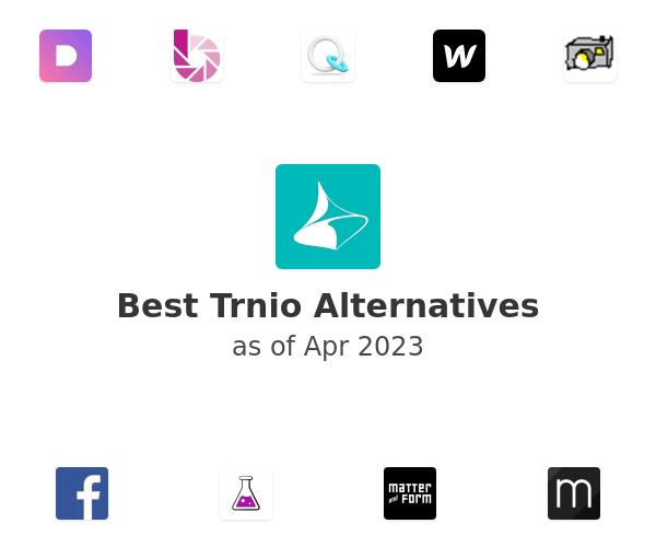 Best Trnio Alternatives