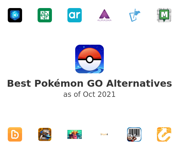 Best Pokémon GO Alternatives