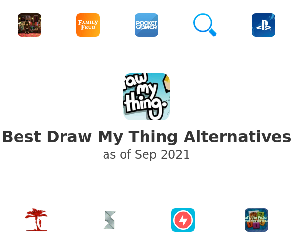 Best Draw My Thing Alternatives