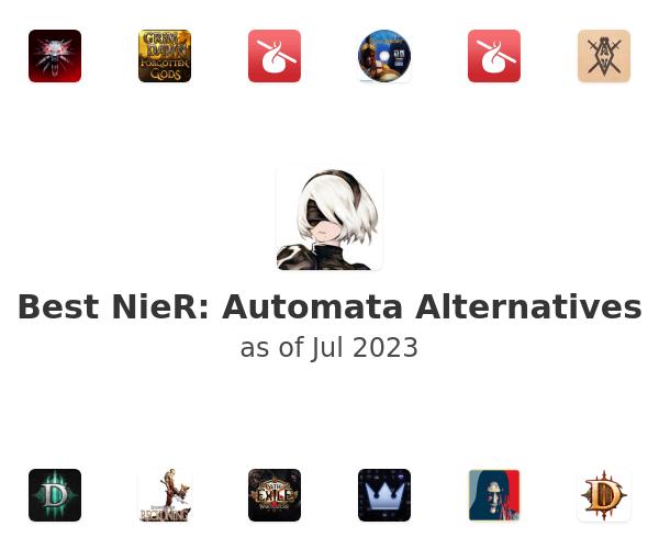 Best NieR: Automata Alternatives