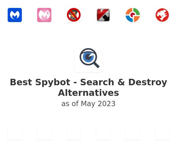 Best Spybot - Search & Destroy Alternatives