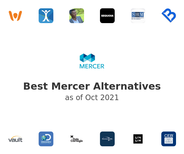 Best Mercer Alternatives