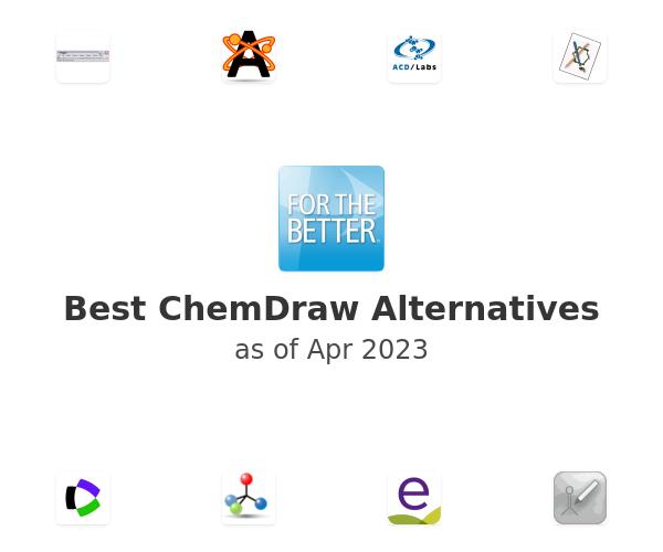 Best ChemDraw Alternatives