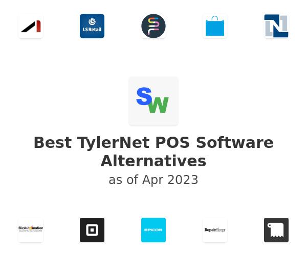 Best TylerNet POS Software Alternatives